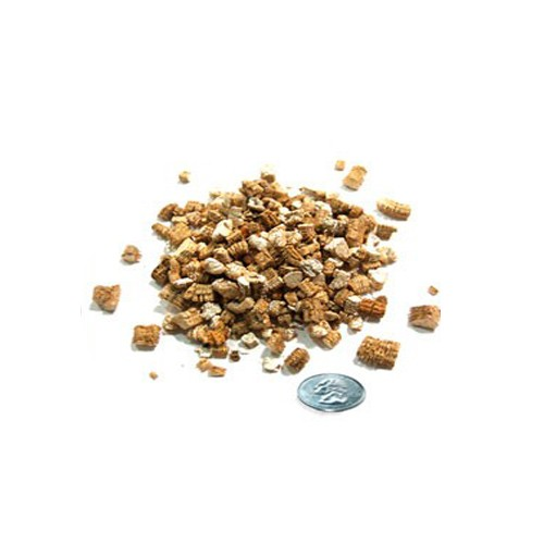 Vermiculite, Non-Dusty Grade 4A Extra-Coarse, in 2 Cu. Ft. Bag