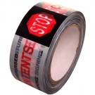 Check Contents Printed Packaging Tape (1 Roll)