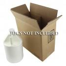 2 x 1 Gallon Plastic Jug Box