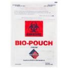 "9.5"" x 13.5"" Biohazard Pouch, Specimen Bag"