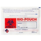 "9.5"" x 6.5"" Biohazard Pouch, Specimen Bag"