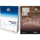 2017 58th Edition IATA Dangerous Goods Regulations + 2016 38th Edition IMDG Code (COMBO)