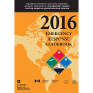 2016 Emergency Response Guidebook Pocket Size