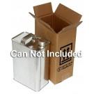 1 x 1 Gallon F-Style Metal Can Box Kit