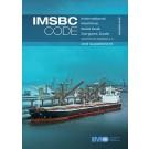 IMSBC CODE International Maritime Solid Bulk Cargoes Code