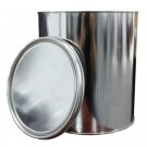 1 Gallon Unlined Metal Paint Can