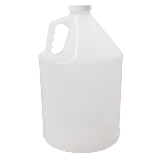 1 Gallon HDPE Jug (Natural/Clear) 120 Gram
