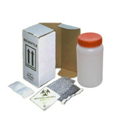 2 L Category A & B (PI 620 & 650) Ambient Bio Bottle Packaging Kit