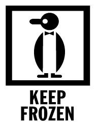 Keep Frozen Labels