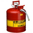 5 Gallon (19L) Steel Compliant Type II Accuflow Safety Can for Flammables