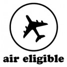 Air Eligible Label, Roll of 500