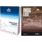 2017 58th Edition IATA Dangerous Goods Regulations + 2016 38th Edition IMDG Code (COMBO)