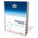 2017 58th Edition IATA Dangerous Goods Regulations - Spiral Bound - (English)