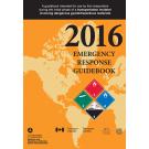 2016 Emergency Response Guidebook Pocket Size
